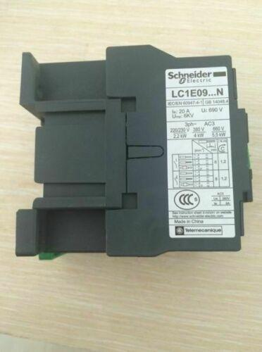 مربع 1PC LC1E0910M5N LC1E0910M5N الجديد في شنايدر AC220 الشحن المجاني R1
