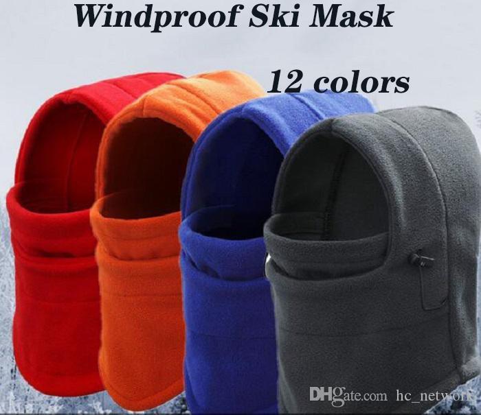 Winddichtes Skimaske Hüte Winter Gesichts-Motorrad-Winter-Winddichtes Thermal Vollgesichtsmaske im Winter für Skifahren Snowboarden Motorrad-Maske
