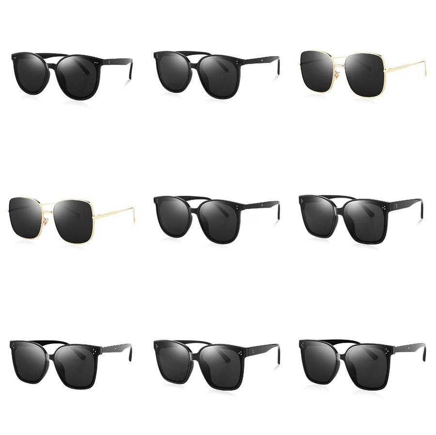Fashion Mirror Polarized Sunglasses For Men And Women High-Definition True Color Film Fashion Sun Glasses Driving Mirror Sun Glass #49024#824
