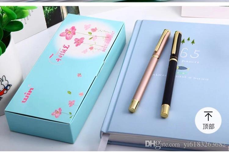 2019 Fountain Pen Students Use Graduation Gift Boy Women Style Female Box For Beginners Adult Practice Pen Custom Lettering Logo Gift Pen Childr From
