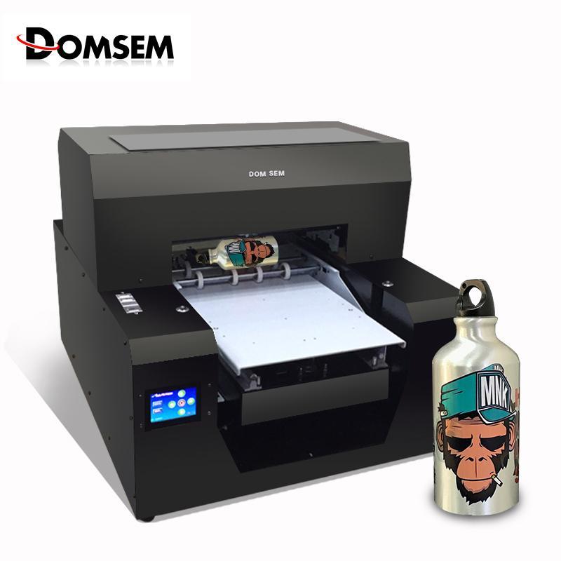 Multi Portable UV Printer A3 Size Inkjet Flatbed Printing