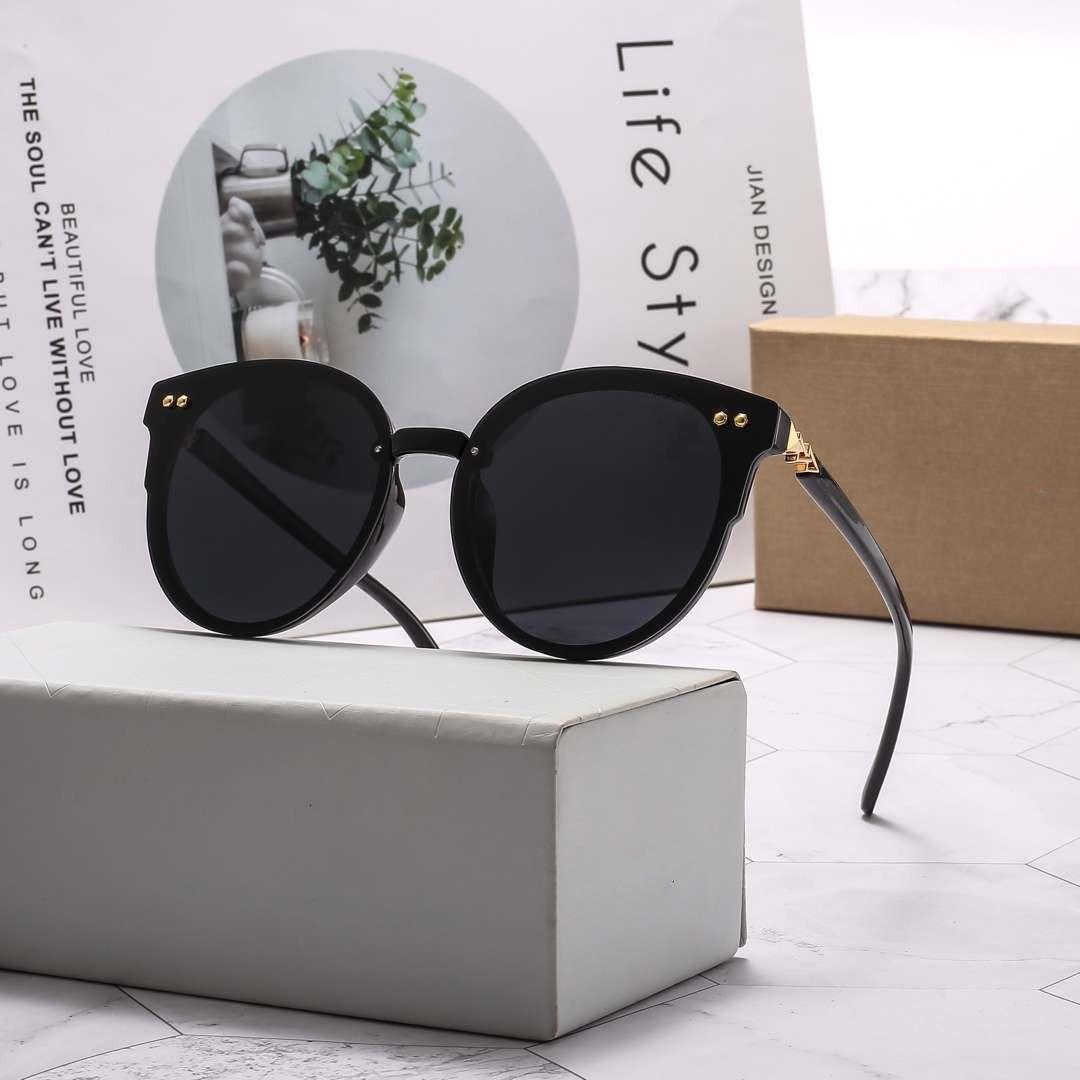 إمرأة مصمم النظارات الشمسية النظارات الشمسية الفاخرة المرأة شاطئ حملق نظارات UV400 D1O رسالة 3010 4 ألوان جودة عالية مع صندوق