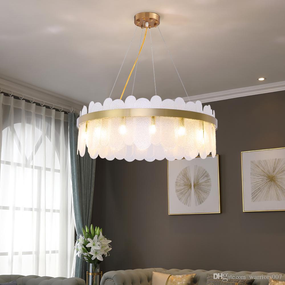 الحديثة الثريا زجاج الشخصية تصميم شنقا الخفيفة مع قاعدة مصباح الفولاذ المقاوم للعيش غرفة الطعام غرفة المطبخ جزيرة
