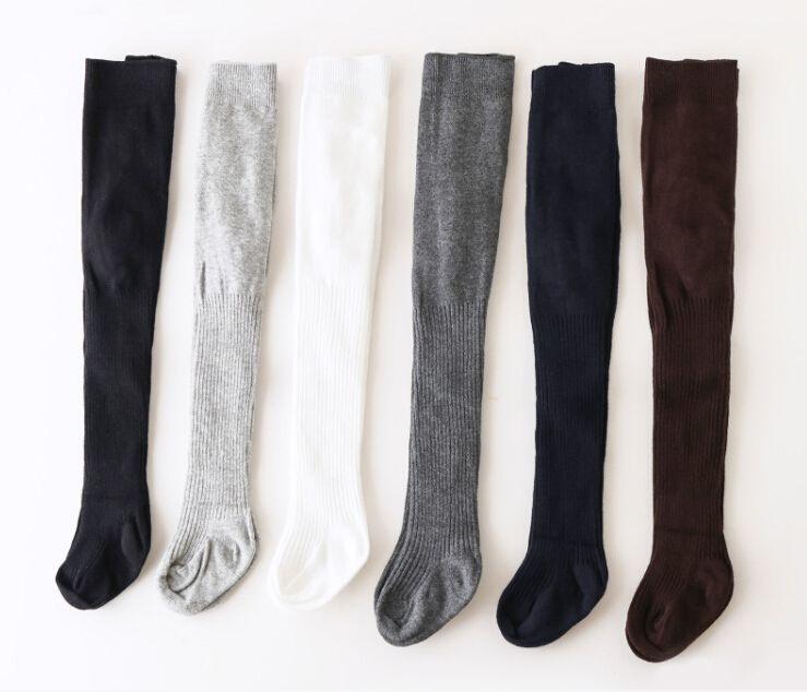 Nuovo 2020 neonate bambino cotone bambini Warm Collant calze collant pantaloni calzini