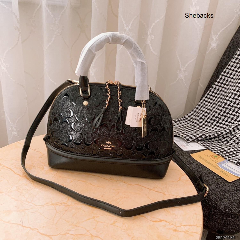 Frauen Beutelqualität Schulterhand Größe 26 * 20 * 9cm Exquisite Geschenk-Box WSJ010 # 120272