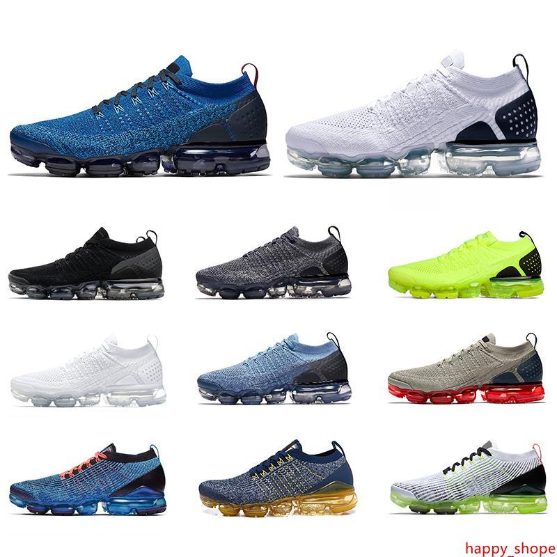 TN, más los hombres los zapatos de punto 2.0 3.0 Triple Negro azul de la gimnasia espíritu olímpico Oreo para hombre zapatillas de deporte de los corredores en línea Venta Correr