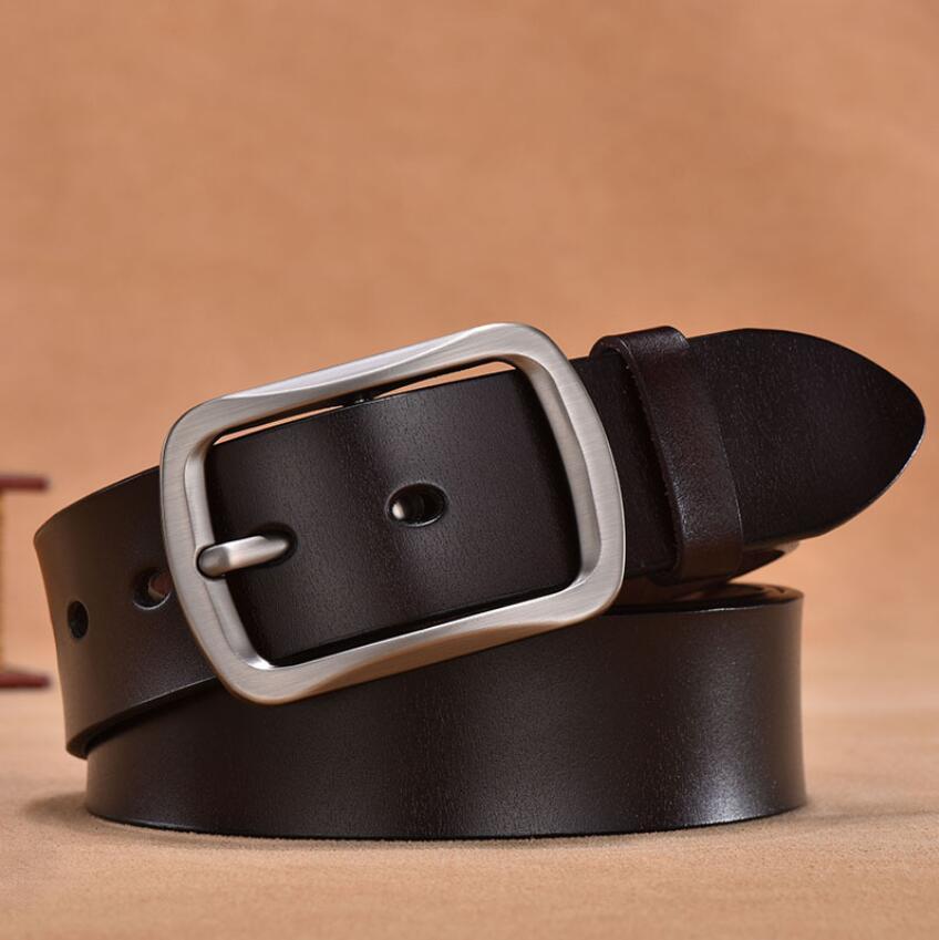 2020 Luxo designer de homens e mulheres Belt Com Moda Big Buckle de couro real h Top Designer Cintos de luxo de alta qualidade grátis