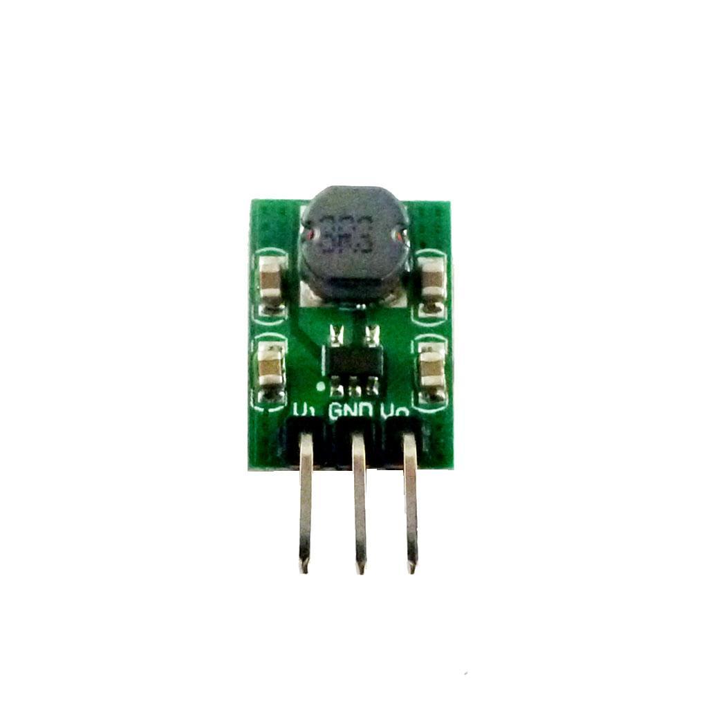 Mini-2A DC DC Buck Converter 3,3-5,5 auf 3,3 V Modul Step Down Voltage Regulator Module ersetzen ams117-3.3