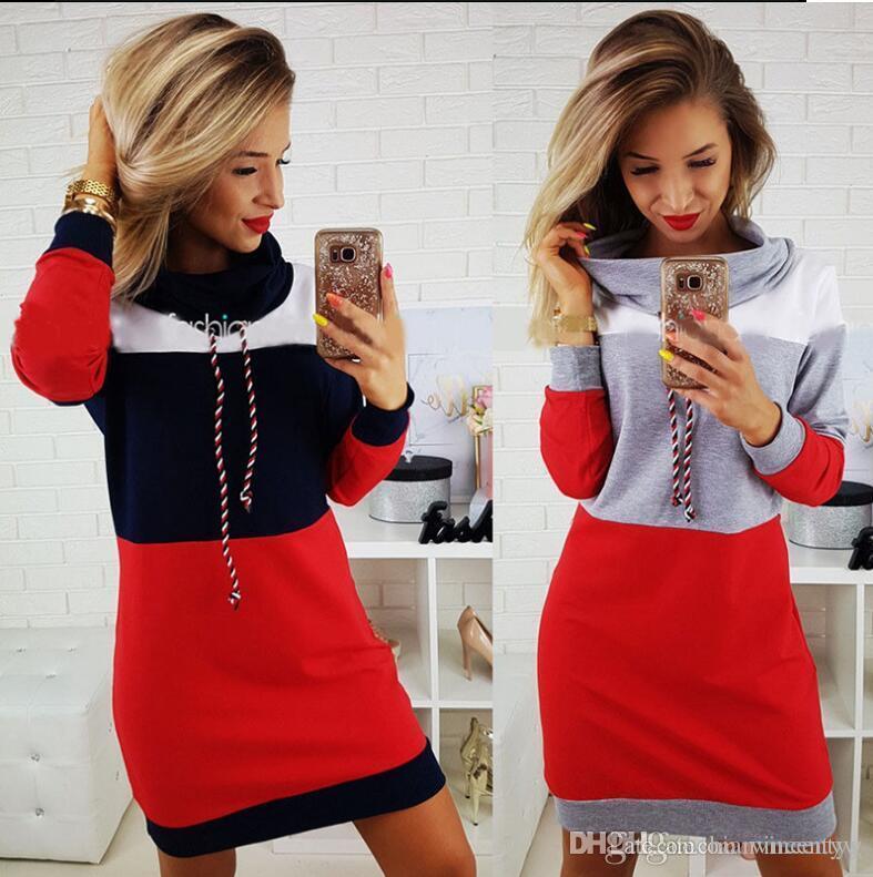 도매 2019 가을 겨울 여성 후드 스웨터는 큰 랩 박쥐 소매 니트 가디건 초커 숄 칼라 후디 판초 코트 드레스를 플리스