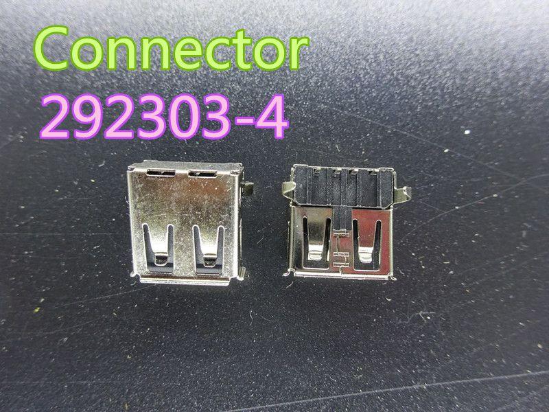 30pcs / lot de la nueva red Conector 292303-4 en el envío libre