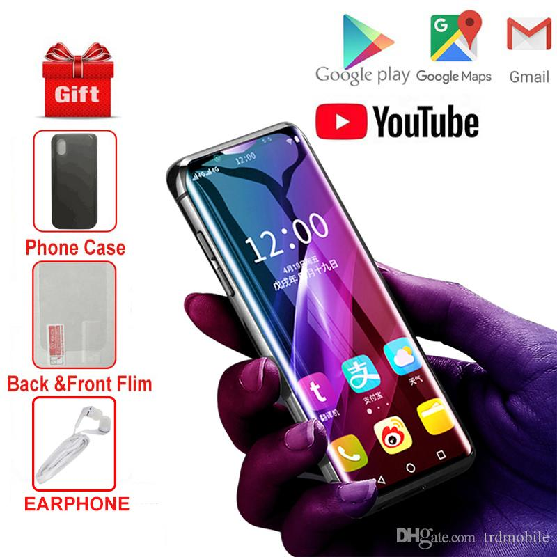 """Latest Unlocked i10 mini smartphone free videos mobile phone 4G LTE Telefone 3.5"""" Original unlock cell phone with google play for teenagers"""