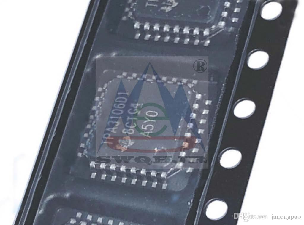 2adet TPA3106D1 40-W Mono Sınıf-D Ses Güç amplifikatörü ic