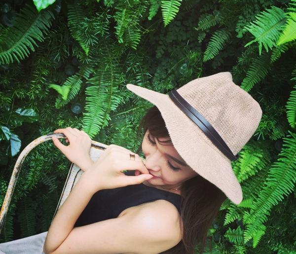 Классический двухрядный пояс сезон анти-месиво большой край плетеный солнце пляж соломенная шляпа праздник соломенная шляпа для мужчин и женщин