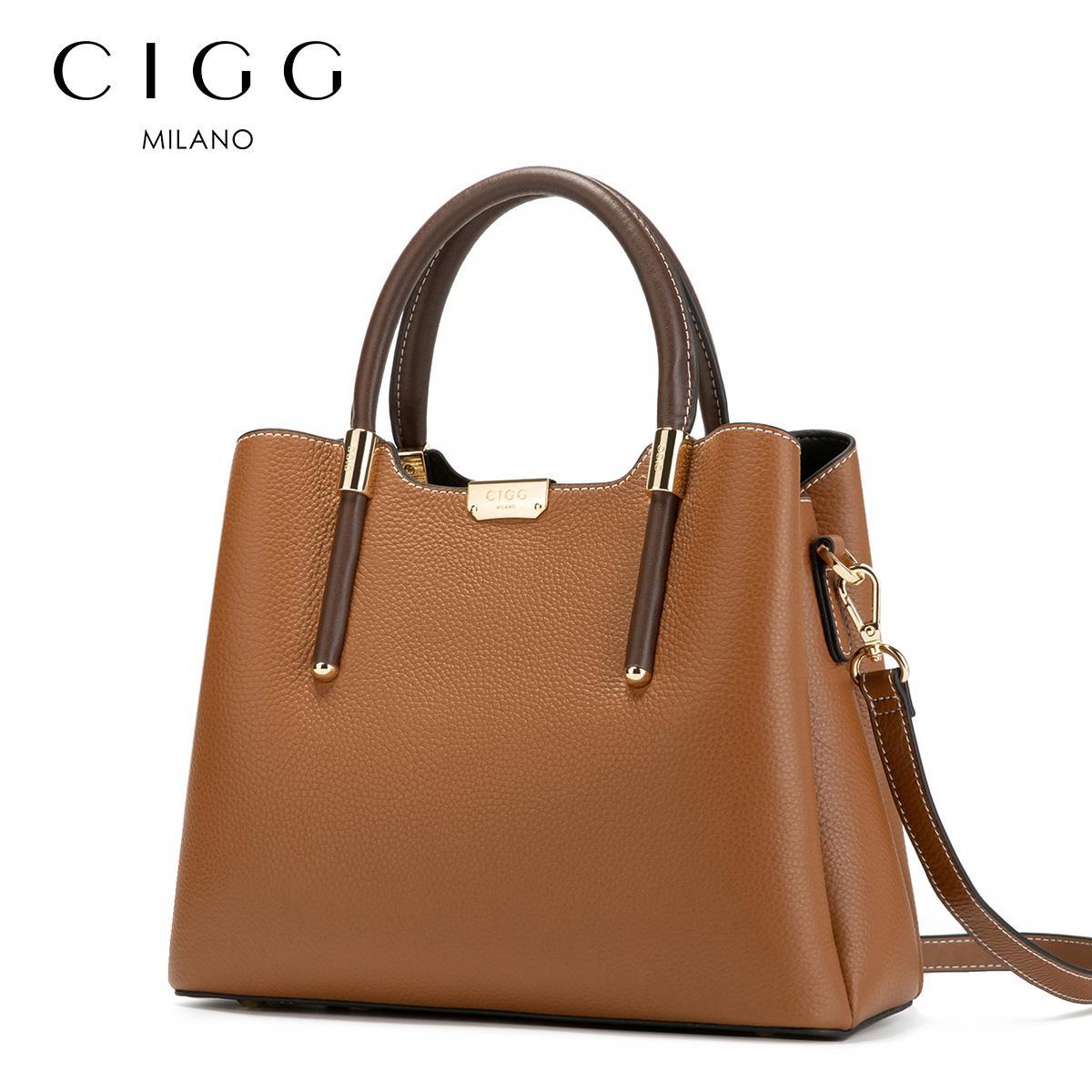 2020 echtes Leder-Handtasche der Frauen 2020-Sommer-neuer Beutel der Frauen große Kapazitäts-einzelne Schulter Messenger Bag Top Layer Rindsleder