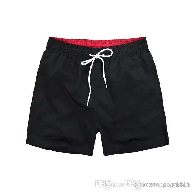 All'ingrosso-Costume da bagno Estate Beach Pants consiglio Shorts Mens di spuma degli uomini Shorts piccolo cavallo costume da bagno Sport Pantaloncini de bain homme trasporto libero