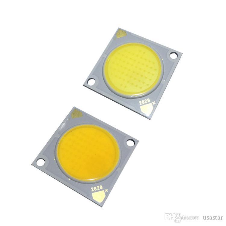COB LED Chip 9W 12W 15W 20W 30W 3000K 6000K 17mm 20mm 23mm COB LED Chip For LED Light Light Track Light CRESTECH