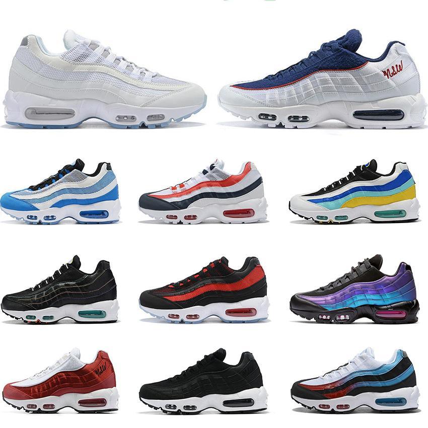 2020 OG X 20-летие бегущих Спортивная обувь Дешевые тренер Air Black Подошва Серый Синий высокое качество Теннис Спорт Размер обуви 36-46