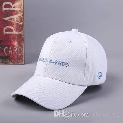 NOVA Melhor top grade Viseira Curvo Boné de Beisebol Chapéus para gorros de golfe adjustbal net snapback tampas de luxo casquette hip-hop chapéu de esportes