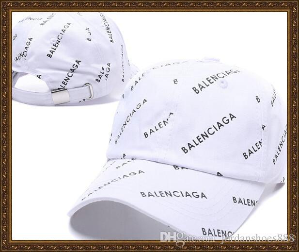 Luxe The North Caps Hip Hop chapeau face France Paris Casquettes de base-ball de Snapback chapeaux solides coton os mode European American A16