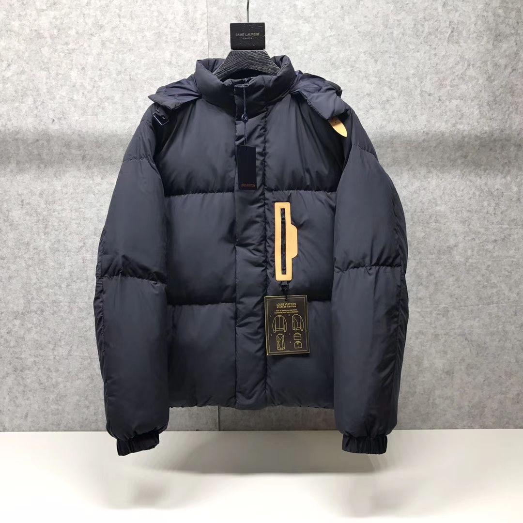 2019 Inverno NEW FASHION designer uomo LUXURY piumino con cappuccio giacca TAGLIA CINESE ~ top giacca piumino di design per uomo