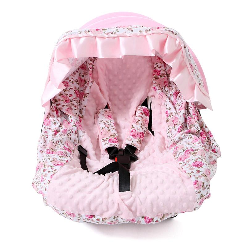 Admirable 2019 Universal Fit Snug Breathable Windproof Cotton Fur Printed Baby Car Seat Covers Winter Infant Sleeping Sets Warmer Kids Outdoor Canopy From Machost Co Dining Chair Design Ideas Machostcouk