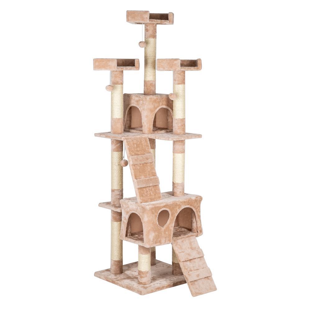 Вал Башня Квартира Строительство Мебель царапания колонны Петский Дом Играть Восхождение Кадр Скребок Кошка Мусор Камень