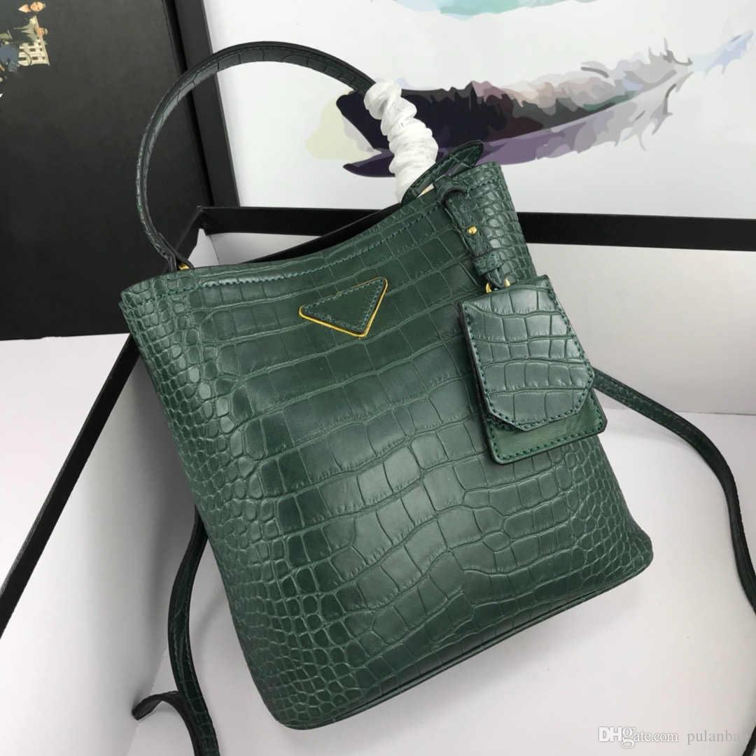 Sacos de ombro de neonoe clássico bolsas de couro real bolsa de balde mulheres desenhador bolsas mensageiro sacos de messenger impressão de flor crossbody bolsa bolsa