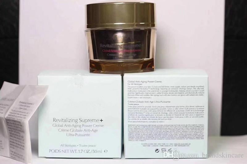 Skin Care Cream Advanced Global Moisturizing Power face cream Revitalizing face skin Soft Cream 50ml Free shipping.