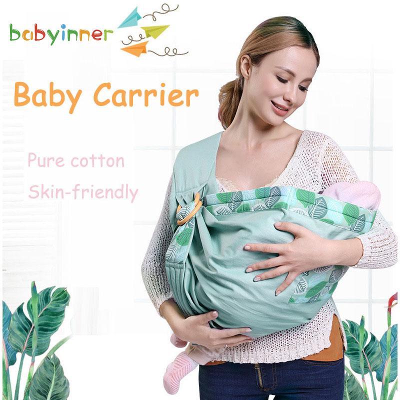 Baby Baby Carrier interno ergonomico Zaino Wrap Sling per traspirante Hip-sede Carrier Bag storage 20kg 0-3Y
