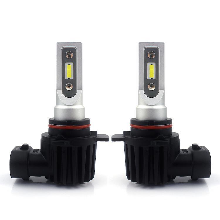araba için Otomatik Işık Sistemi LED Far LED Araç Aksesuarları 9012 led oto far