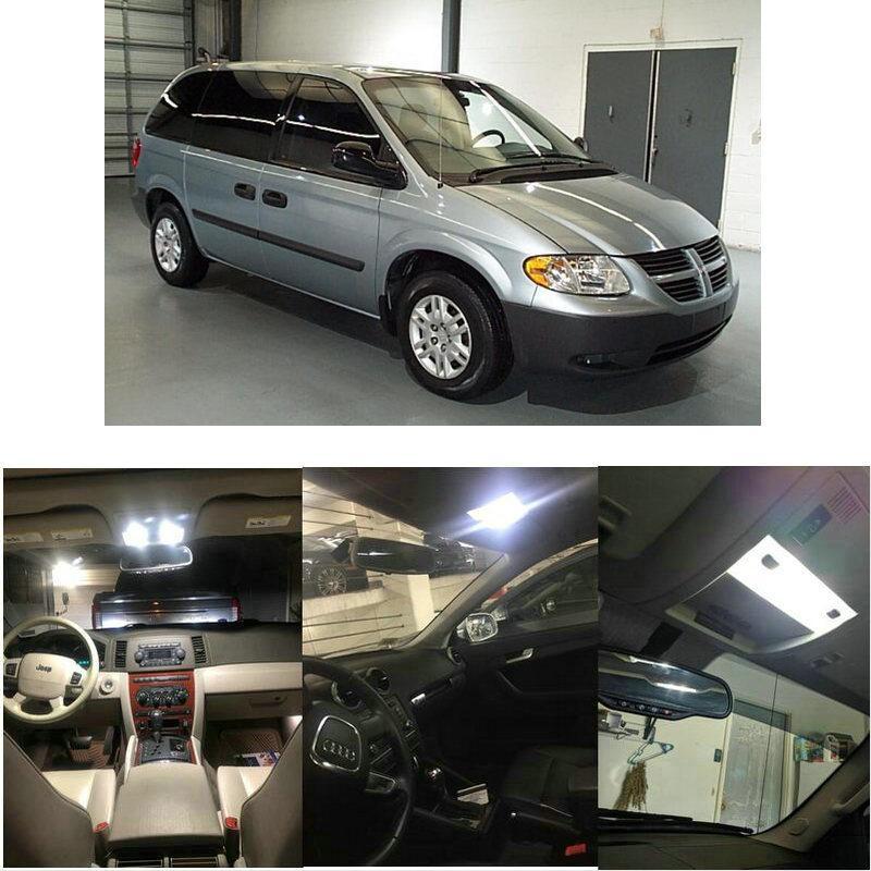 Intérieur LED pour 2004 Dodge Caravan Durango Grand Caravan Neon Intrepid 1500 2500 3500 Stratus