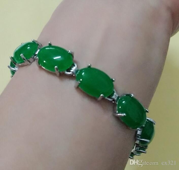 Factory direct supply exquisite Malay jade female bracelet boutique