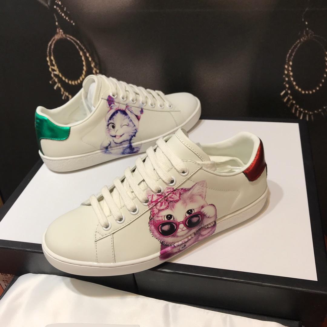 Compre Novos Calçados Esportivos, Casais, Miss Cat Calçados Esportivos, Homens Clássicos De Luxo E Mulheres Designers Ao Ar Livre, Sapatos De