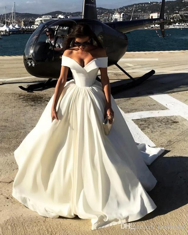 Off Shoulder Ball Gown Prom Dresses Long Cheap Corset Satin Formal Evening Gowns Black Girls Quinceanera Sweet 16 Gown Cocktail Party Dress