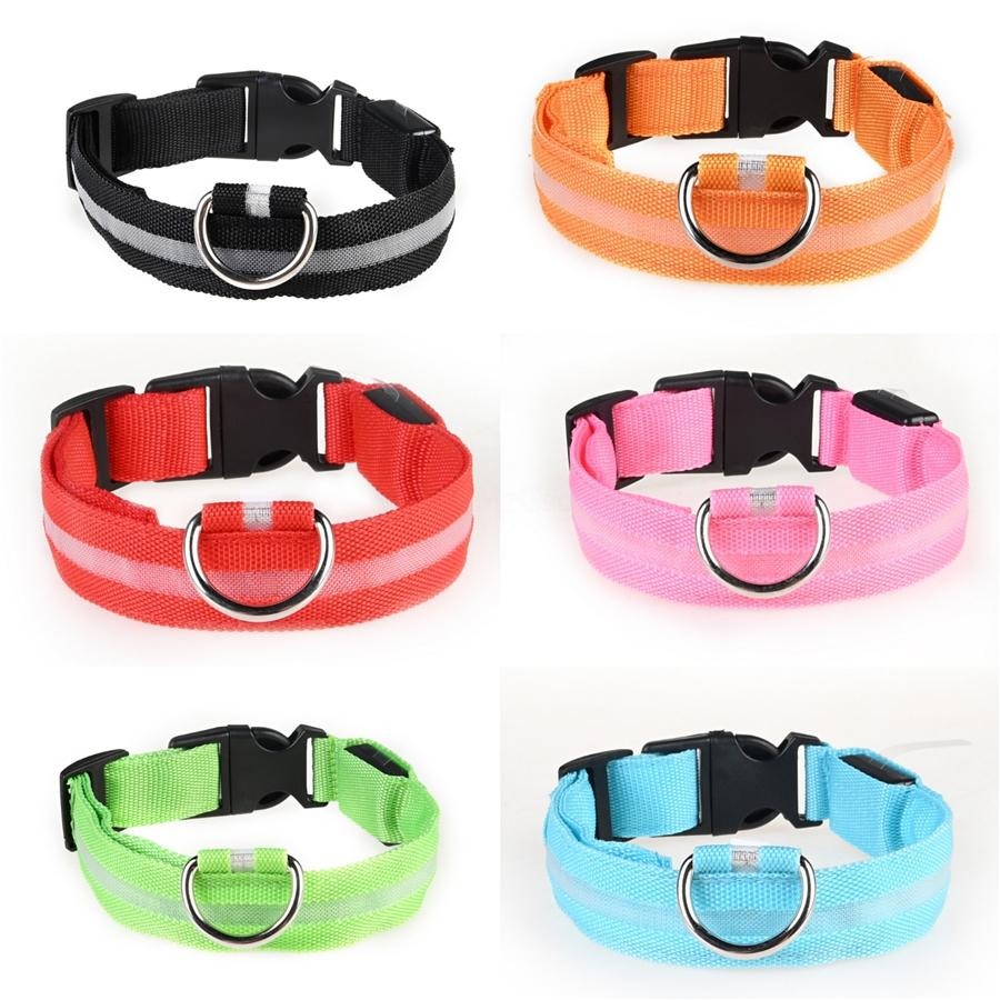 Checker Series Pet Led Collar Dog Led Collar Bow Traction Belt Suit #510