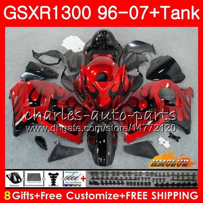 鈴木レッドフレームGSXR-1300 GSXR1300 HAYABUSA 96 97 97 99 00 01 07 24HC.10 GSXR 1300 1997 1997 1997 1997 2001 2001 2007 2001 2007