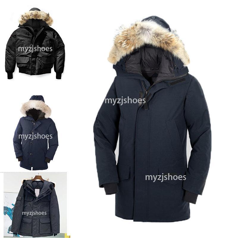 الموضة الجديدة للرجال معطف الشتاء أسفل مقنع ستر الرجال الدافئة في الهواء الطلق معاطف هذه دافئة جدا إلى أسفل دثار