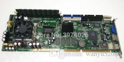 İşlemci bellek fan NORCO-660VE Çalışma Mükemmel test% 100