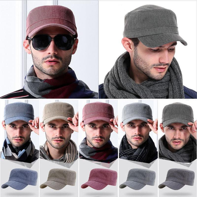 2018 Brand New ITFABS Newest Arrivals Men Casual Cool Visors Solid Fashion Stylish men club golf party Visors