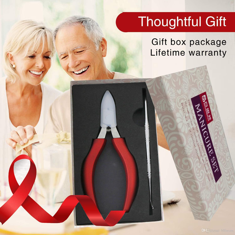 무료 배송 손톱 / 발톱 가위 트리머 또는 두꺼운 곰팡이 들어간다 손톱 medicure tool