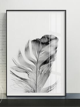 Nordic Retro Building Black and White Modern Landscape For art wall decoration hot sale popular poster 6