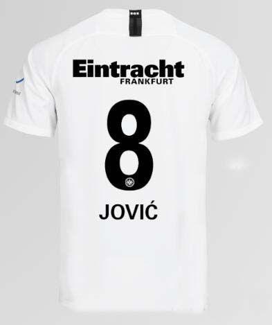 exclusive deals buy best get cheap Acheter 2018 2019 Eintracht Frankfurt Fußball AG Maillot 18 19 Maillots De  Football Pour Sportifs Maillots De Football Pour Chemises Pour Hommes ...