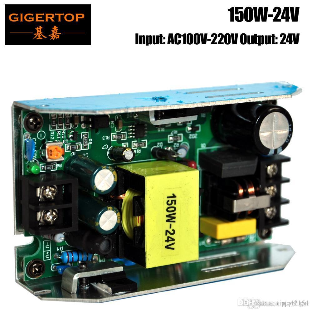 توريد TIPTOP 150W-24V الصمام المرحلة إضاءة الكهرباء للحصول على 54x1W / 2W / 3W الألومنيوم المرحلة الخفيفة الاسمية الصين ضوء المرحلة مورد FREESHIPPING