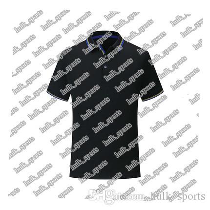 2656 Sports polo de ventilação de secagem rápida Hot vendas Top homens de qualidade manga-shirt 201d T9 Curto confortável nova jersey1442 estilo