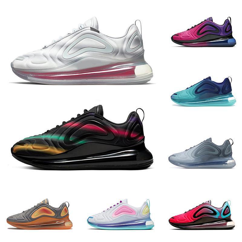 ayakkabılar en kaliteli üçlü siyah beyaz çalışan Sıcak erkekler kadınlar gerçek Kırmızı Gradyan Aqua Toz moda erkek atletik spor spor ayakkabıları antrenör olmak