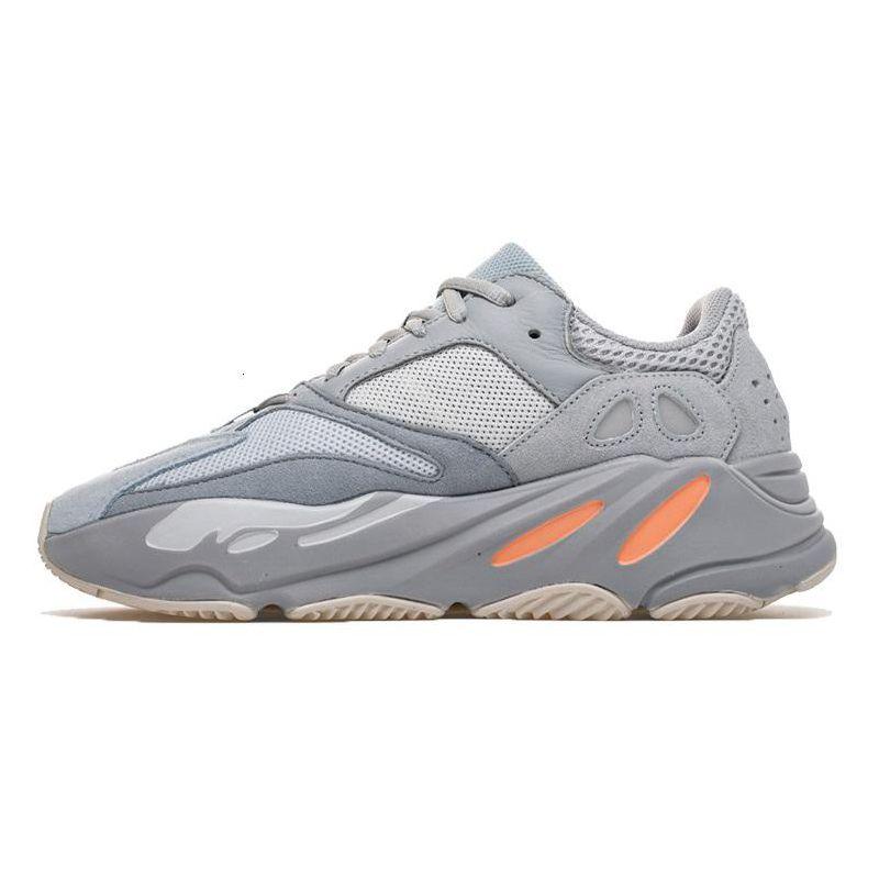 V2 Kanye West Inertia 700 V2 Wave Runner Vanta Статический Geode Mauve OG Сплошной Серый Дизайнер Мужская мода роскошные мужские женские дизайнерские сандалии