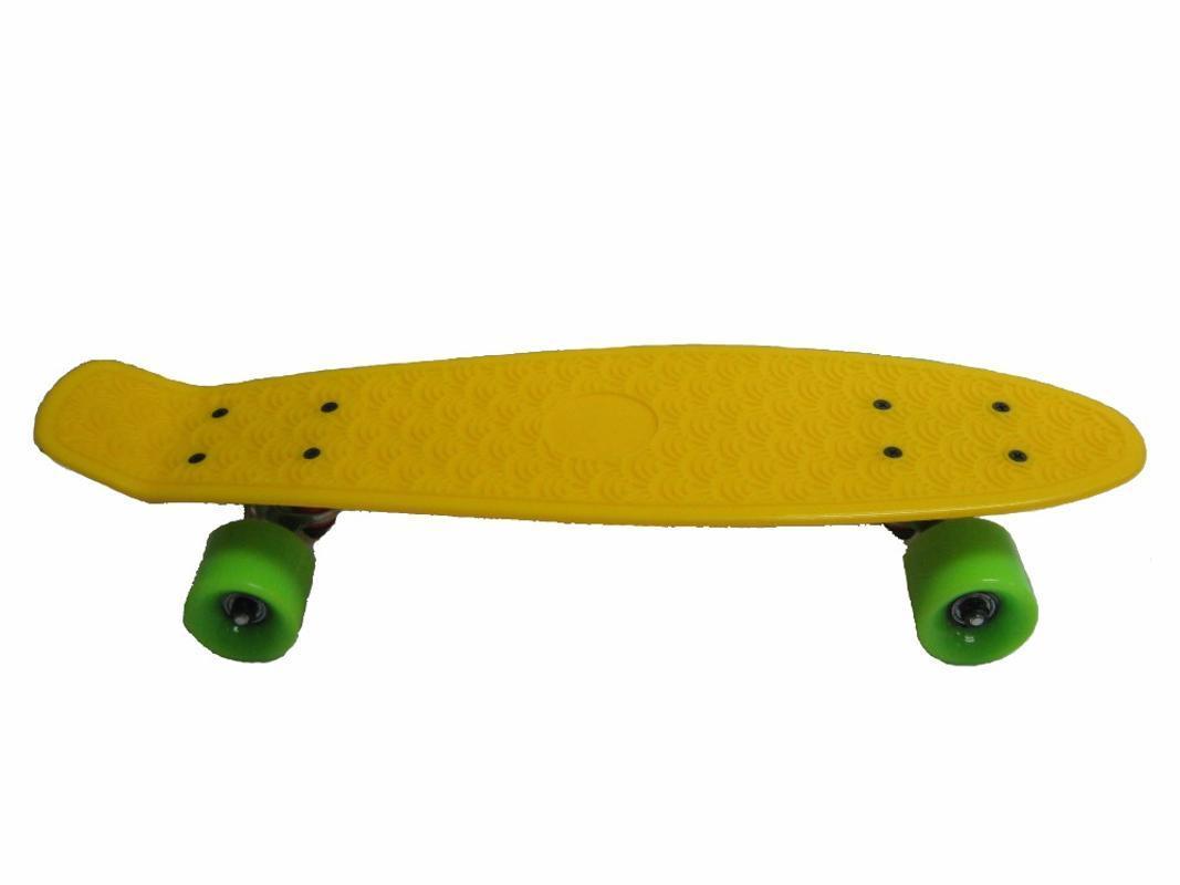 Kick-Roller mehrfarbige Kinder Skateboard_skatatboard für Kinder-4-Räder Skateboard