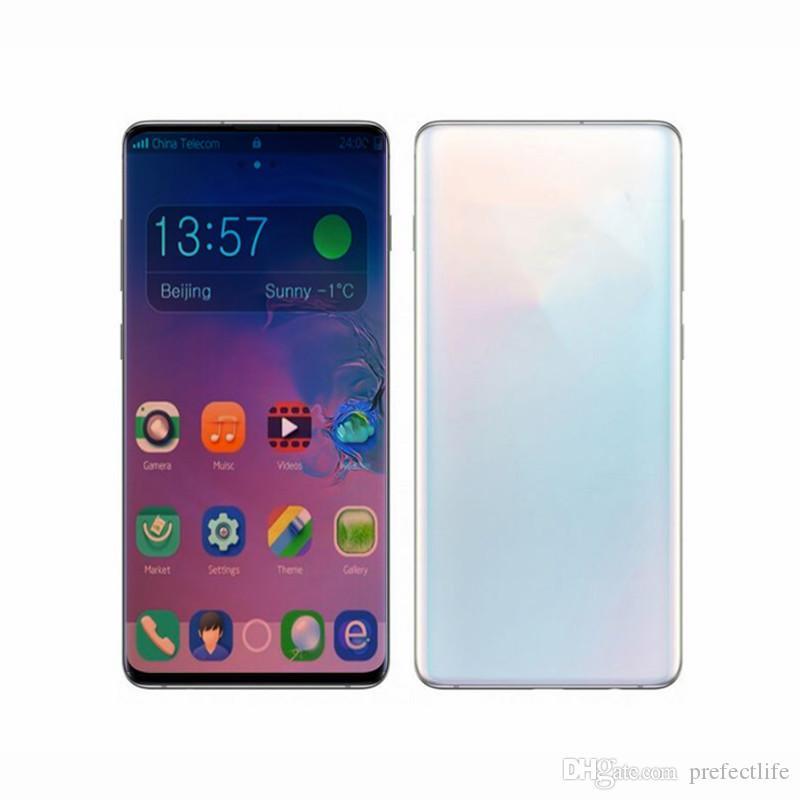 Smartphone 6.3inch 1GB RAM 8GB ROM 3G WCDMA-Mobiltelefon WIFI Bluetooth Dual Sim entriegeltes Smartphone