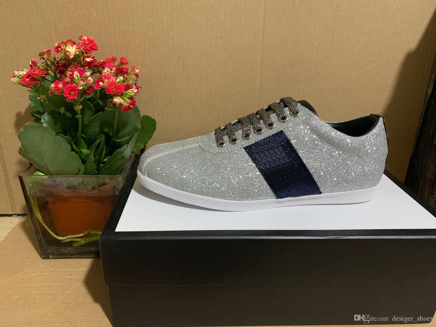 Designer Shoes Low Top Sneakers In A