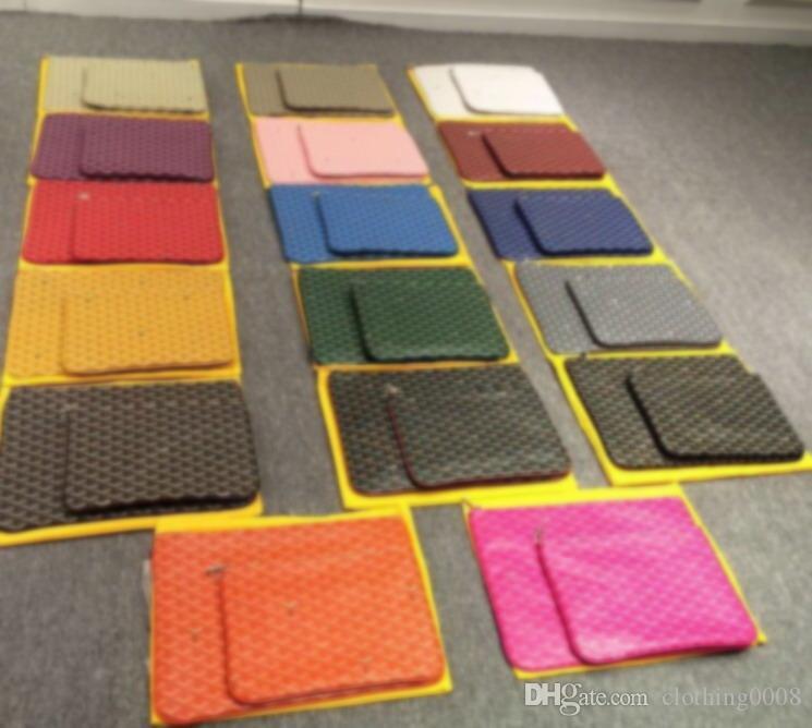 최고급 패션 디자이너 고급 파리 스타일 40cm 30cm 남성 패션 클래식 G / Y 클러치 지갑 핸드백